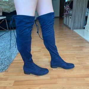 Unisa thigh high boots